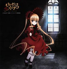 Shinku | Rozen Maiden