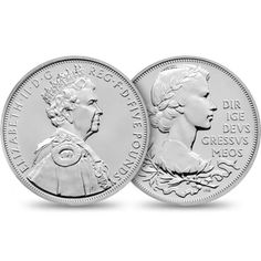 The Official Diamond Jubilee Coin - Diamond Jubilee 5 pounds coin | The Royal Mint