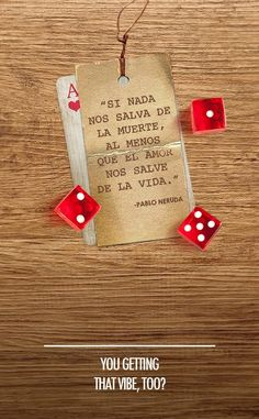 Pablo Neruda... qué sabio!