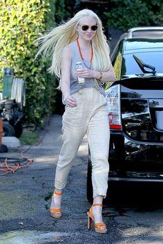 Lindsay Lohan: Hot mess or just a mess?