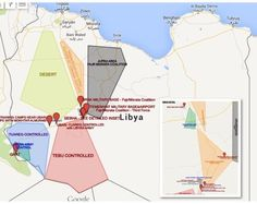 War in Libya and Its Futures – Tribal Dynamics and Civil War (2) - Red (Team) Analysis