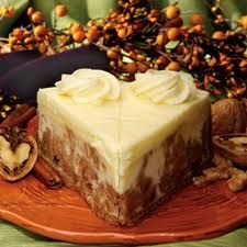 Carrot Cake Cheesecake :)