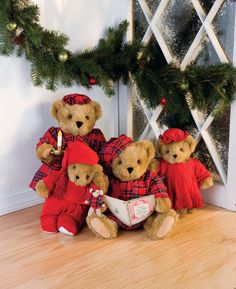 Give a gift that will last a lifetime! #VermontTeddyBear #Christmas #Gifts