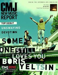 Someone Still Loves You Boris Yeltsin: NMR 1166