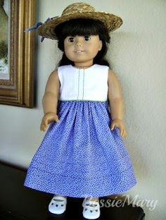 BessieMary: Doll Clothes no pattern