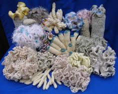 More Crochet Reefs - The Gainesville Florida Reef - Guides @ UF at University of Florida