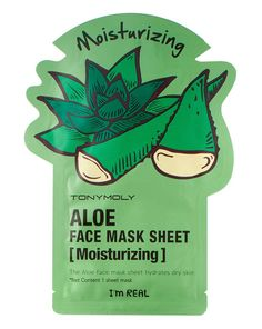 I'm Real Mask - Aloe