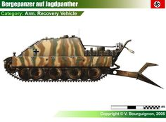Berge Jagdpanther Military Photos, Military Art, Heavy And Light, Model Tanks, Armored Fighting Vehicle, Ww2 Tanks, Weapon Concept Art, Military Equipment, German Army
