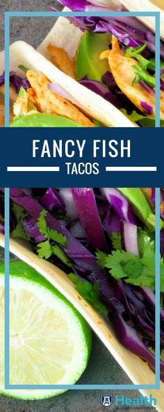 Spice up your Taco Tuesday with this delicious pescatarians' twist on traditional tacos!
