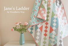 Jane's Ladder Quilt