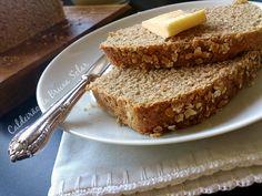 Receitas do Caldeirão : Pão integral com gérmen de trigo