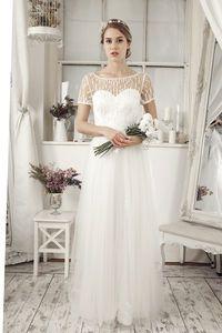 NOT ON THE HIGH STREET UK SELLER: Chiffon Ivory Sweetheart Wedding Bridal Dress Gown - wedding fashion