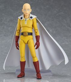 One Punch Man figure by Figma