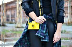 The black age. #jeremyscott #moschino #iphonecover #tartan #leather