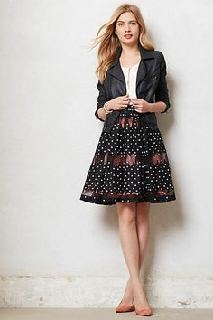 Anthropologie Frou Frou Skirt Size 10, By Plenty By Tracy Reese