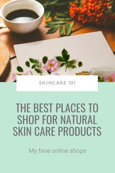 Where the heck do you buy natural skin care products online? I'm talking about the real thing here. Not the synthetic stuff with a drop of green tea to make it look natural. That you can find everywhere. *sighs* Never fear, here are my fave online shops for REAL natural skin care products... #naturalskincare #onlineshopping Glowy Skin, Oily Skin, Sensitive Skin, Organic Skin Care, Natural Skin Care, Prevent Wrinkles, How To Get Rid Of Acne, Acne Prone Skin, Natural Oils