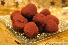 Tartufi di cioccolato golosi, idea regalo per natale o da offrire ai propri ospiti