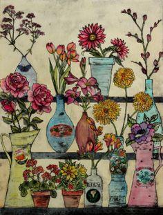 'Flower shop'