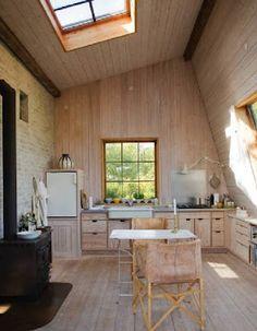 Dream cabin.