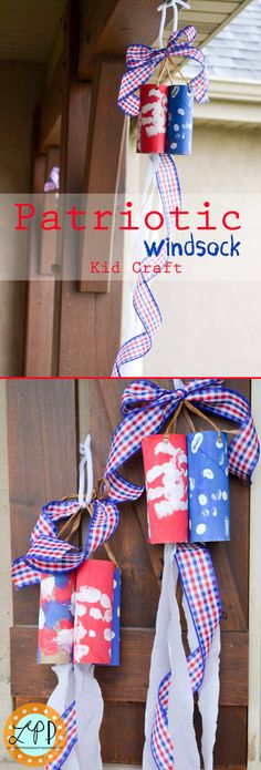 patriotic craft for kids great for the 4th of July