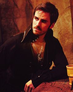 Colin O'Donoghue As Killian Jones A.K.A. Captain Hook