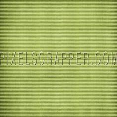 Día de la Tierra Mini - Sólido Verde Cartón Corrugado Papel