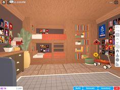 Tiny House Bedroom, House Rooms, Home Bedroom, Kids Bedroom, Bedroom Ideas, Home Building Design, Building Ideas, Building A House, 1 Story House