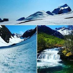Fottur på vinterføre...  #Brunstad - #Patchellhytta - #Stranda  Litt vel mye snø så har fortsatt topptur til #Slogen til gode.. #Sunnmøre #sønnmørsalpene #sunnmørsalpane #norsknatur #liveterherlig #lavitaebella #dnt #utno #naturbilder #komdegut #hyttetur #vinter #snø #fjelltur #hiking #mittnorge #beautifulnature #scenery #utsikt by lenepene82