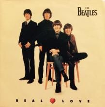 REAL LOVE / BABY'S IN BLACK | BEATLES | 7 inch single | music4collectors.com