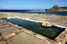 Xwejni bay, Gozo