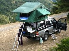 Image result for tente pickup