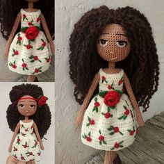 211 отметок «Нравится», 18 комментариев — Natalie Pitalenko (@little_cute_things_by_nat) в Instagram: «New custom dolly! thank you for ideas!! #crochetdoll #nwd #best_hm_world #handmadetoy…»