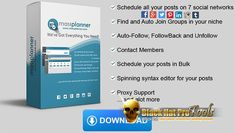 Social Media Management Software, Social Media Automation, Seo Software, Social Media Updates, Social Networks, Marketing Tools, Internet Marketing, Account Facebook, Free Seo Tools