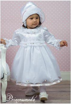 FLORIANA - Bezauberndes Taufkleid für Prinzessinnen! - Princessmoda - Alles für Taufe Kommunion und festliche Anlässe