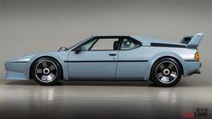 售:這絕對是全世界車況最好的一輛BMW M1,還是街道競技版!
