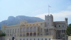 Castle, Monaco, France