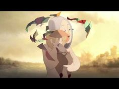 SAWA: Short animated film created for the 2013 Annecy International Animated… Animation Reference, Animation Film, Les Gobelins, Gifs, Film D'animation, Cool Animations, Character Design References, Stop Motion, Character Illustration
