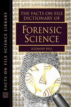 Forensic Chemistry Suzanne Bell Pdf
