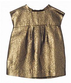 #casamento #vestido #dourado #crianças