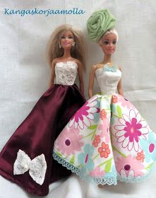 Sewing Barbie Clothes, Prom Dresses, Formal Dresses, Dolls, Disney Princess, Tips, Fashion, Barbie Dolls, Dressmaking