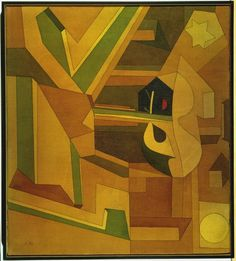 Paul Klee New in October, 1930 Exhibition Bauhaus archiv, Berlin Modern Art, Abstract Expressionism, Aboriginal Art, Abstract Artists, Paul Klee Art, Painting, Art, Abstract, German Art