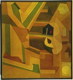 Paul Klee - Neues im Oktober - 1930: