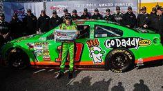 Daytona 500 2013: Danica Patrick gives NASCAR big boost in exposure with historic pole-winning run - NASCAR - Sporting News