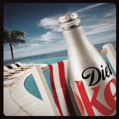 Spring Break Diet Coke
