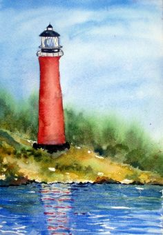 watercolor easy painting | in watercolor painting at a senior living community this is a painting ...