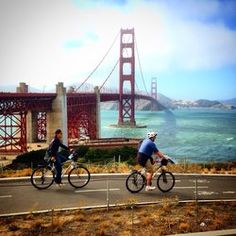 Bay City Bike Rentals and Tours - This was just a breath-taking view. Amazing! - San Francisco, CA, United States