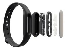 The Xiaomi Mi Band subcomponents – a low-cost wearable  #xiaomi #wearable #MiBand #mi