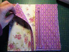Creando desde mi desván: Tutorial cartera monedero Picnic Blanket, Outdoor Blanket, Cloth Bags, Quilts, Wallets, Pouches, Clothes, Photos, Wallet Pattern