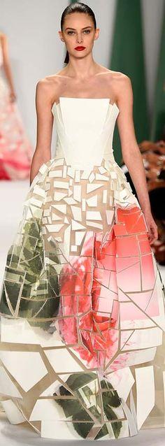 Carolina Herrera Spring 2015 | NY Fashion Week Collection