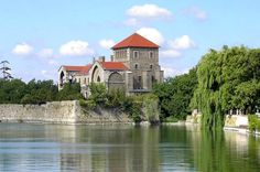 Tata Castle and lake Capital Of Hungary, Top 10 Destinations, World Traveler, Homeland, Budapest, Wonders Of The World, Great Places, Most Beautiful, Castle